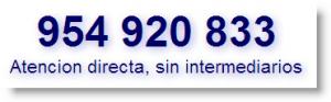 telefono servicio técnico